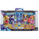 My Little Pony Equestria Girls Original Series Canterlot High Pep Rally Set Fluttershy Doll