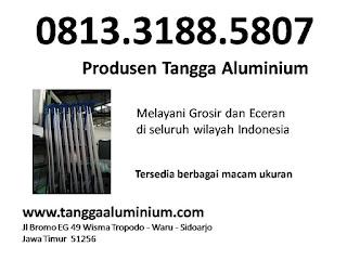 Distributor  Tangga Aluminium Surabaya