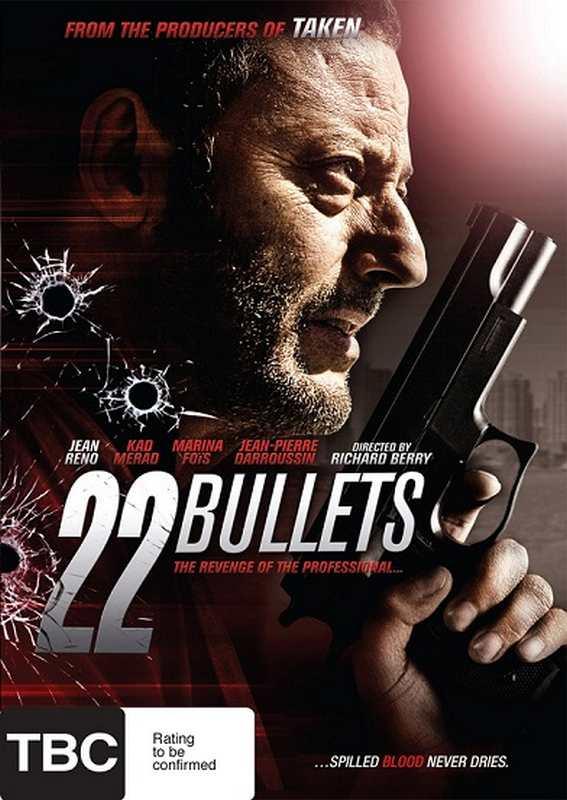 فیلم دوبله : 22 گلوله (2010) L'Immortel