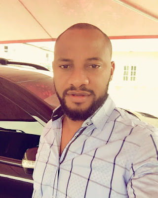 Actor and politician, Yul Edochie, shames those who issued Ceec acid threat
