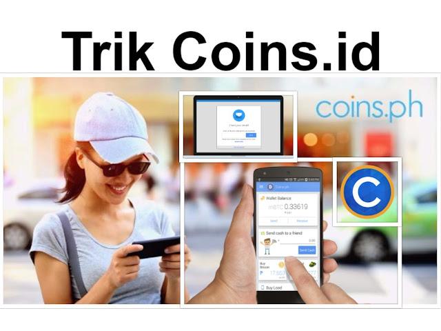 Trik Nuyul Di Coins.id 100% Work