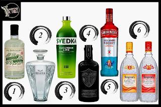 top mejores vodkas