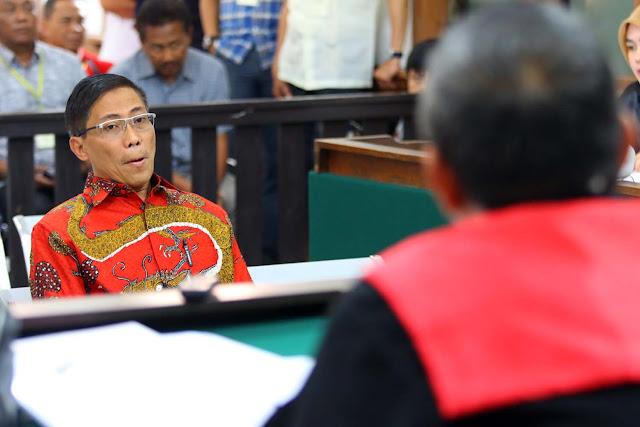 Orang Gila Dibuatkan KTP dan Rekening, Tampung Uang Haram Bupati Cirebon