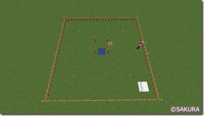 Minecraft 村