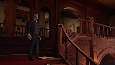 The Invisible Hours Game Screenshot 2