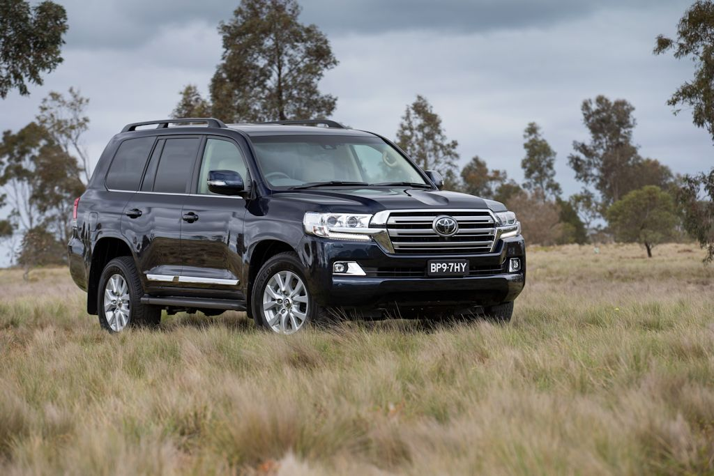 """One cannot deny the prestige of the new Toyota Land Cruiser 200. With its  more aggressive stance and additional innovative features 72be34fa11d51"