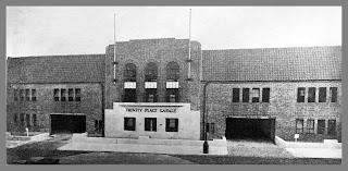 Clark & Lambert -Trinity Place Garage