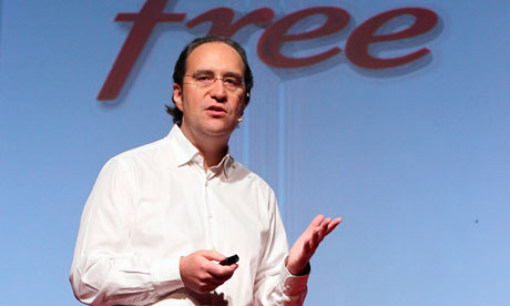 Xavier Niel, Investor Start Up Terkemuka