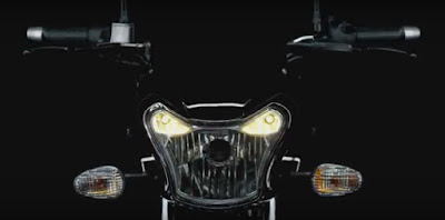 Bajaj V 12 Headlight image
