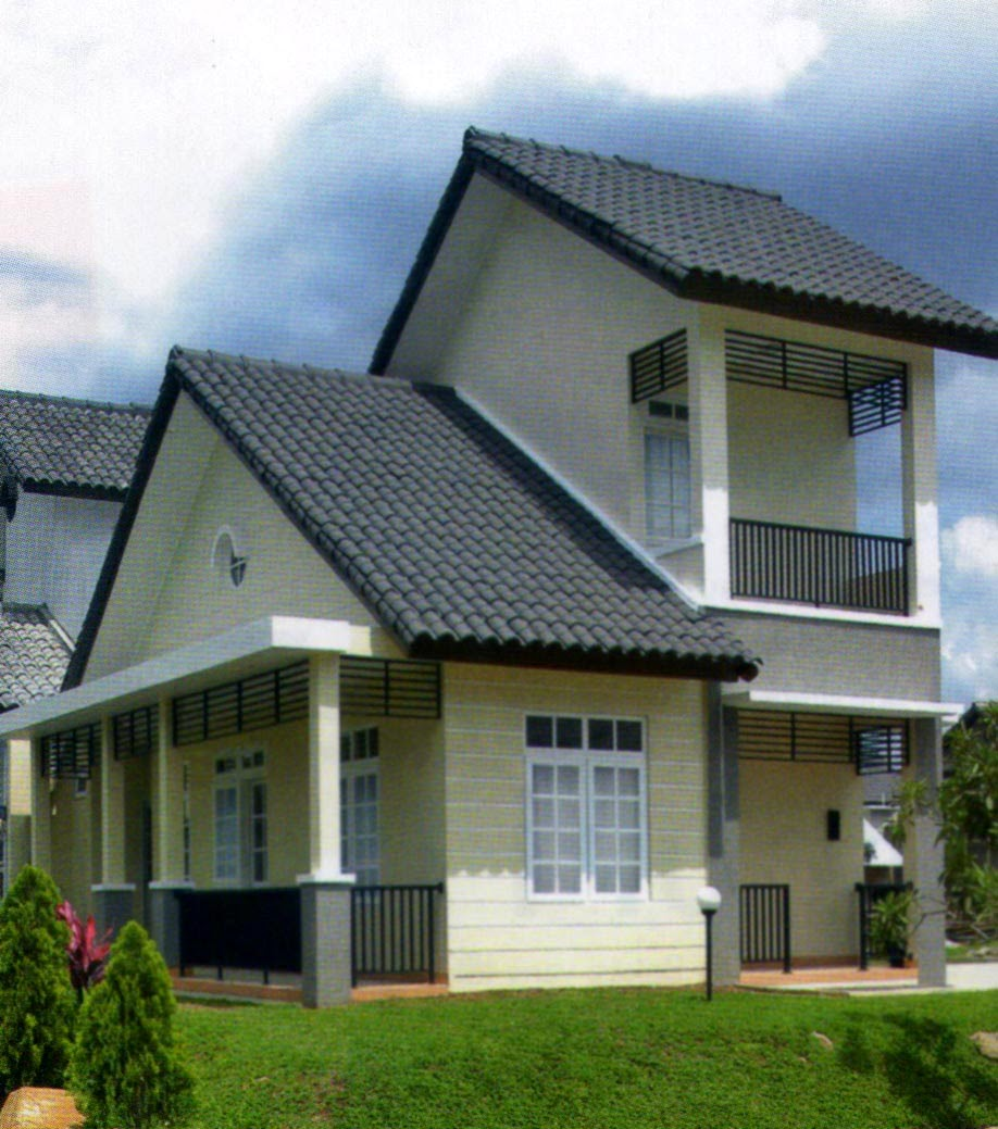 Gambar Desain Rumah Minimalis Modern: Gambar desain ...