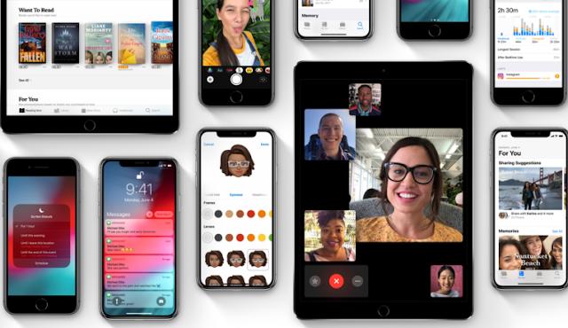 أبل تطرح تحديث iOS 12.1 اليوم بعد حدث آيباد