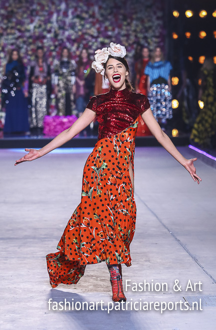 Demy in DEUX HOMMES for Eurovision 2017 at Madwalk 2017