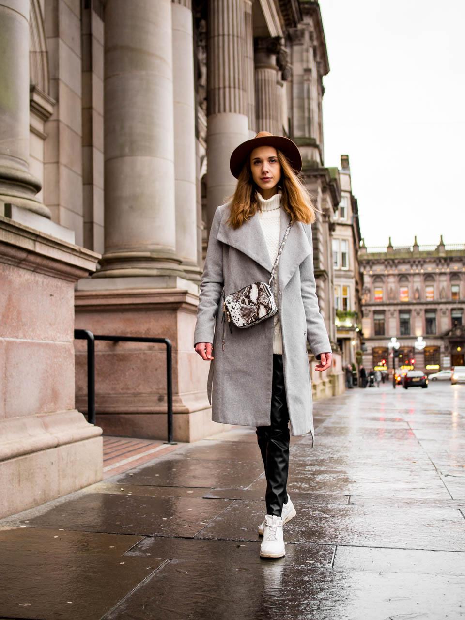 Timeless and chic streetstyle - ajaton ja klassinen tyyli