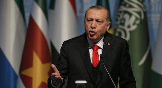 O Ερντογάν, το Κουρδικό και η προς δυσμάς εξαγωγή... «ανασφάλειας»