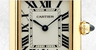 cartier fransız saat markası