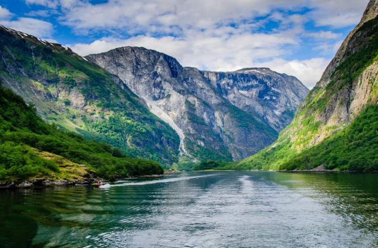 4. Sognefjord, Norway - Top 10 Beautiful Fjords Around the Earth