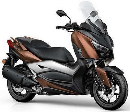 Harga Yamaha XMAX 300, Review dan Spesifikasi Januari 2017