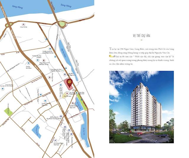 Chung cư mới Quận Long Biên