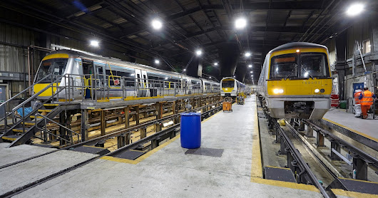 Chiltern Railways zaps energy binge with LED overhaul