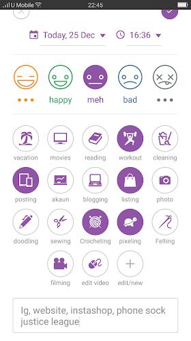 Lebih Produktif dengan Aplikasi Daylio