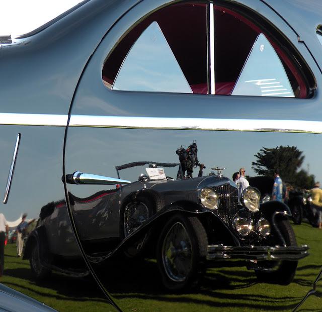 Cars Riccars Design: Rolls-Royce Phantom I Jonckheere