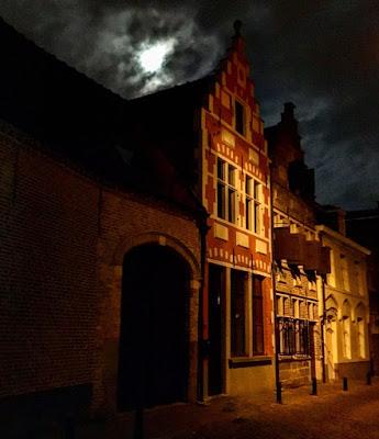 Le Chameau Bleu - Notre hebergement à Gand en Belgique Ghent Gent