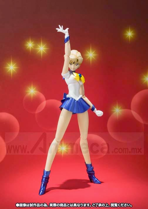 SAILOR URANUS S.H.Figuarts FIGURE Sailor Moon BANDAI