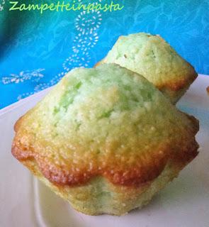 Muffin menta e cioccolato - Dolci con la menta