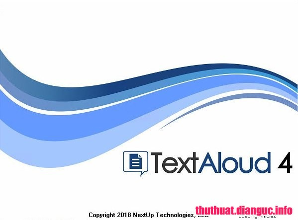 Download NextUp TextAloud 4.0.23 Full Cr@ck – Phần mềm chuyển đổi văn bản thành giọng nói