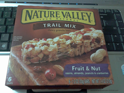 Nature Valley Trail Mix