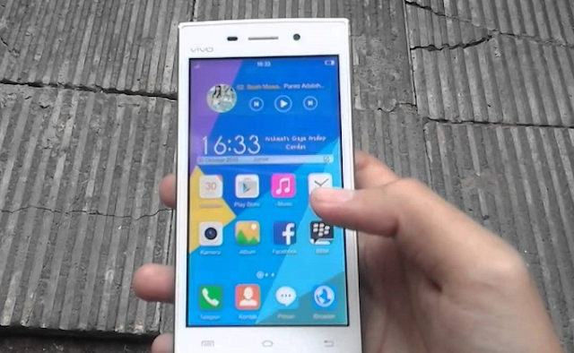 """Firmware Stock ROM Vivo Y15"""