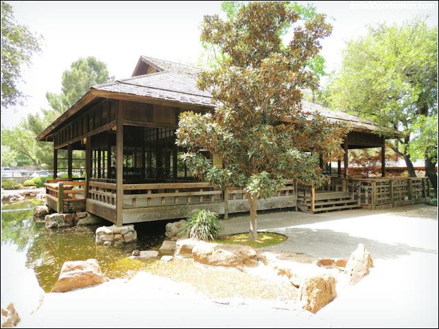 Tienda de Regalos del Jardín Japonés de Fort Worth