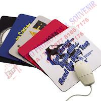 Mouse Pad Promosi, souvenir mousepad custom