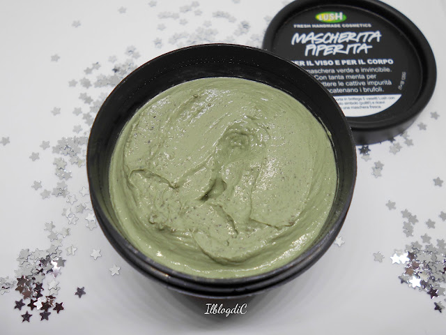 mascherita-piperita-lush-review