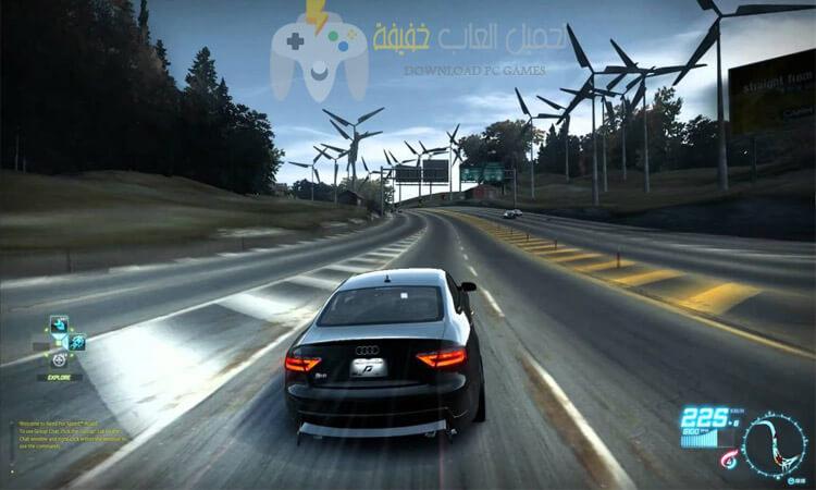 تحميل لعبة Need For Speed World 2010 Offline برابط مباشر