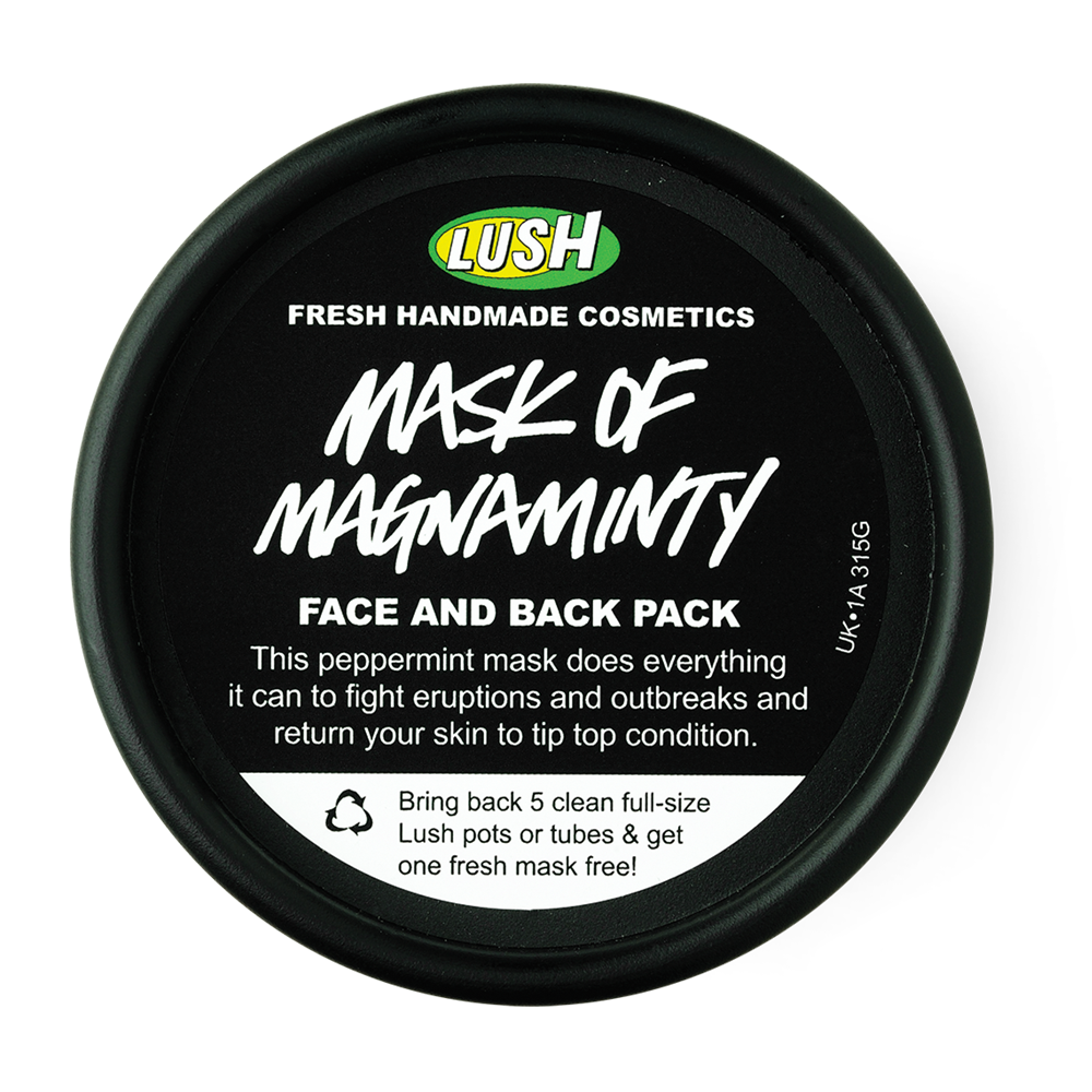Mask Of Magnaminty Face And Body Mask by lush #8