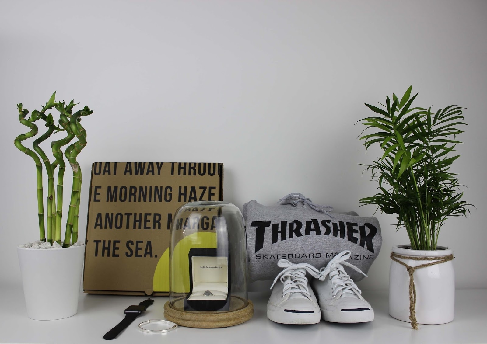 Menswear and lifestyle blogger get your bron on picks the best products from January