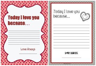 Liebesbrief-vorlagen