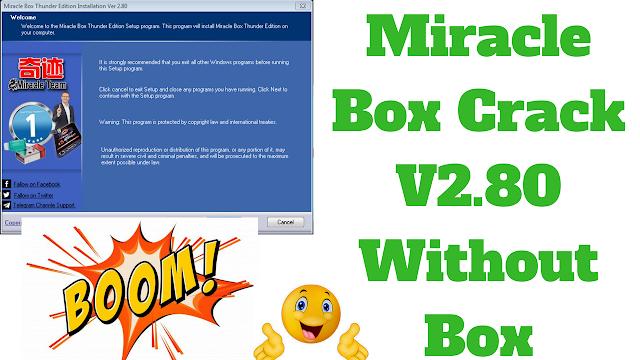Software: Miracle Thunder Edition 2 80 Big Thunder Power