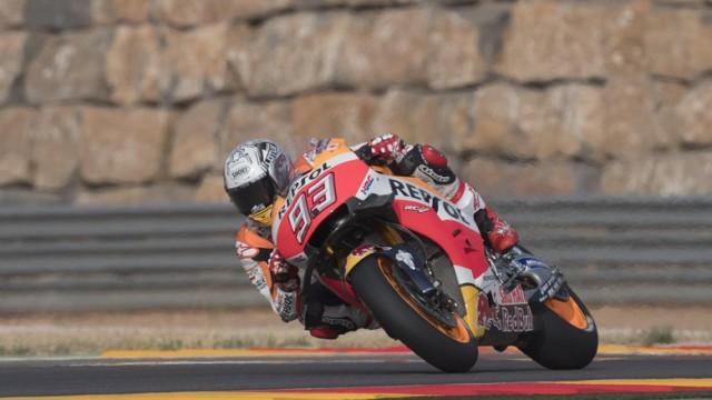 Marquez Terdepan, Lorenzo Runner-up, Rossi Harus Puas Posisi Ketiga