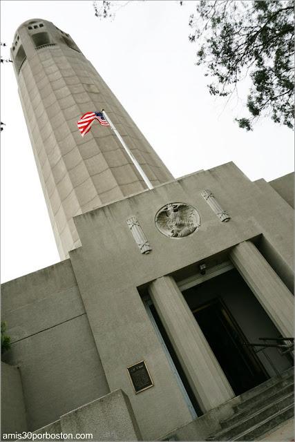 Torre Coit en San Francisco