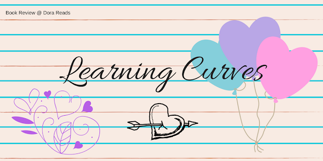 Learning Curves title image on note paper with decorative hearts