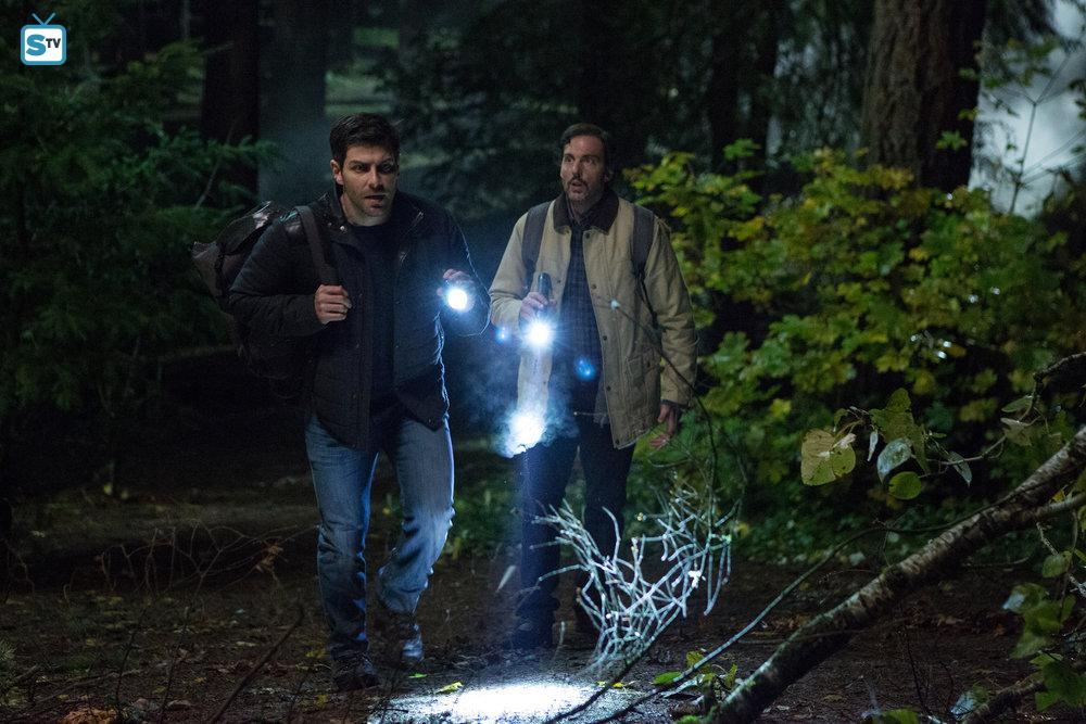 Grimm - Key Move + Into the Schwarzwald - Review