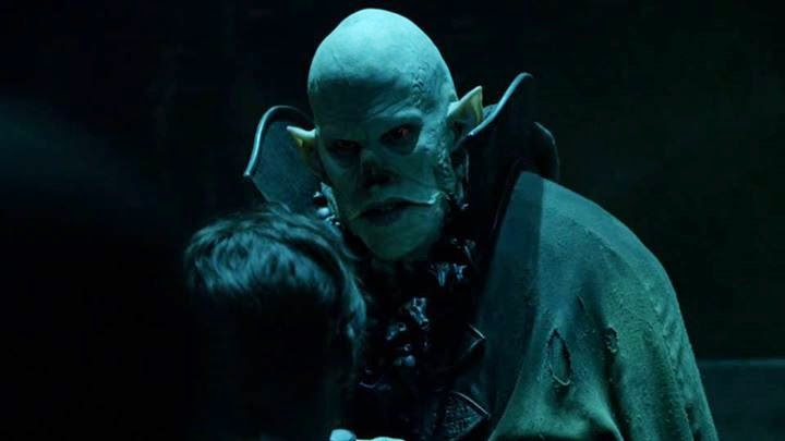 Robert Maillet as The Master in FX The Strain Season Finale Episode 13 The Master