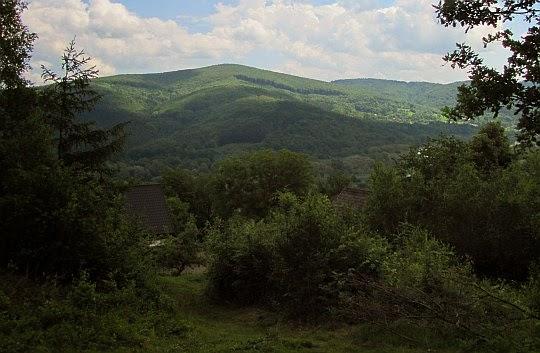 Jaroszowicka Góra (544 m n.p.m.).