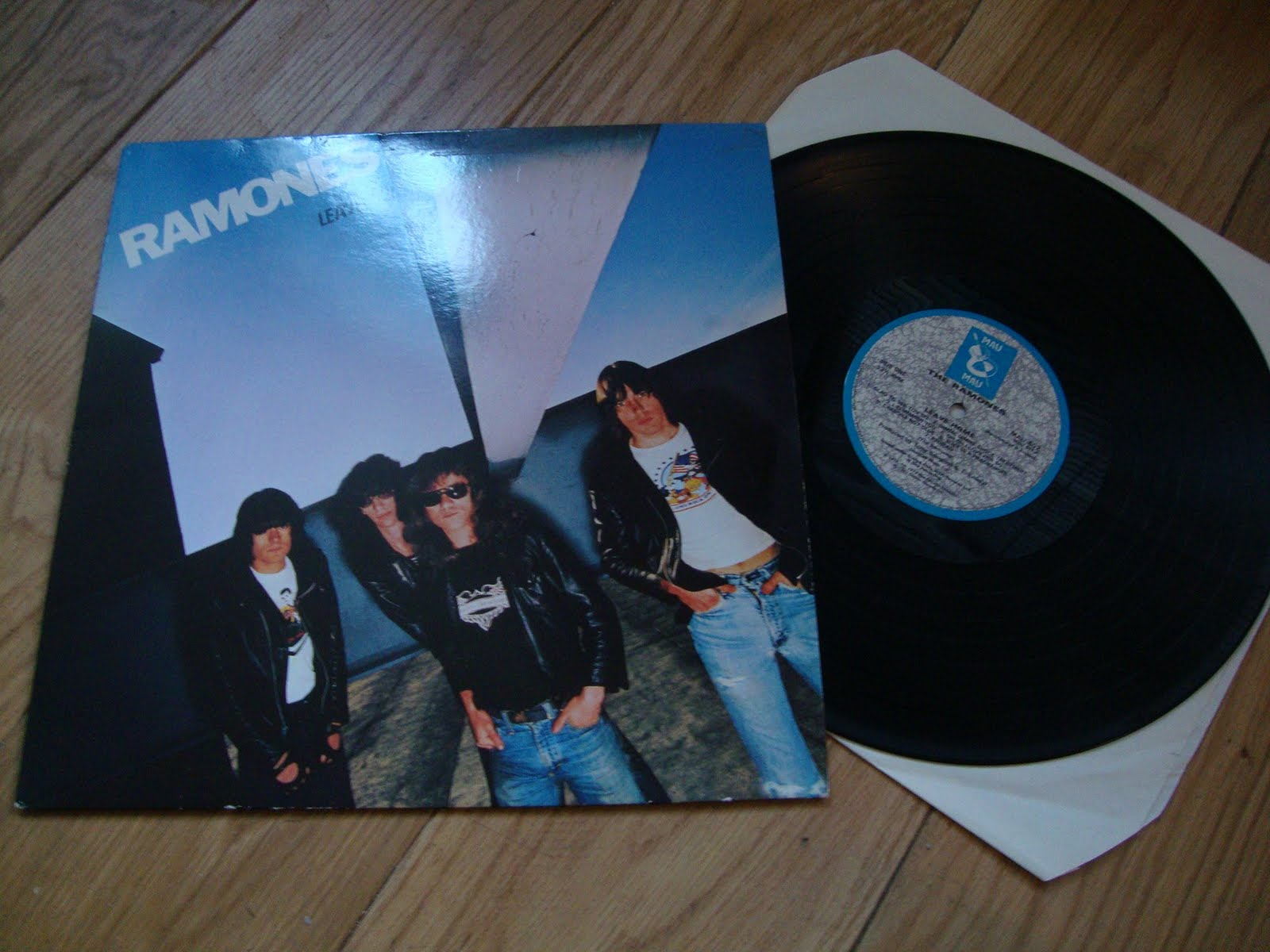 Back To Vinyl The Ramones Leave Home