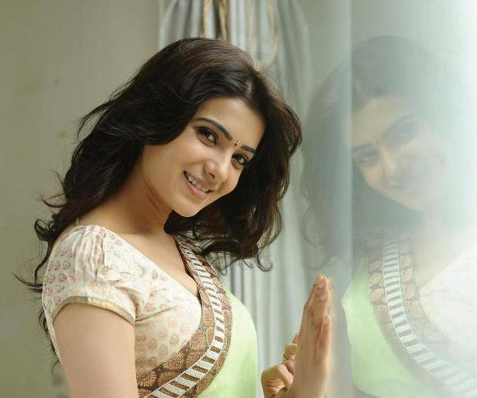 Samantha Hd Wallpapers: Samantha Ruth Prabhu HD Wallpapers