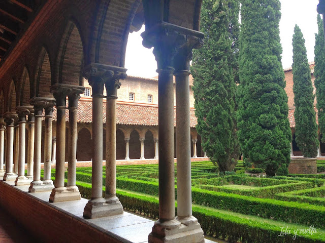 Qué ver en Toulouse Claustro de los Jacobinos