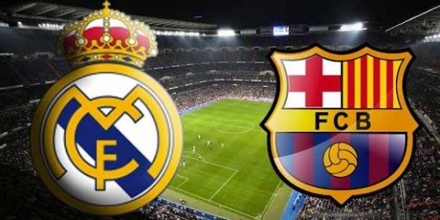 برشلونة ريال مدريد الكلاسيكو الدوري الاسباني