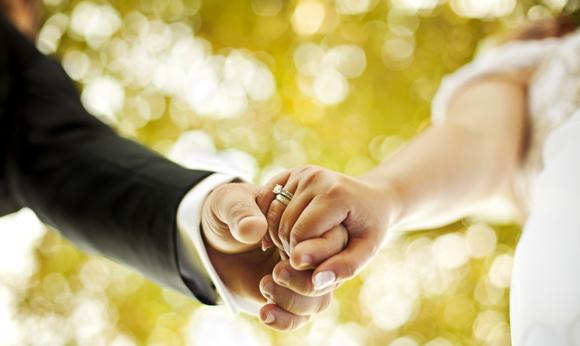 Ο γάμος είναι μια επιλογή που κάνεις κάθε μέρα, όχι μόνο τη μέρα του γάμου σου